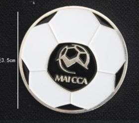 Монетка футбольного арбитра для жребия