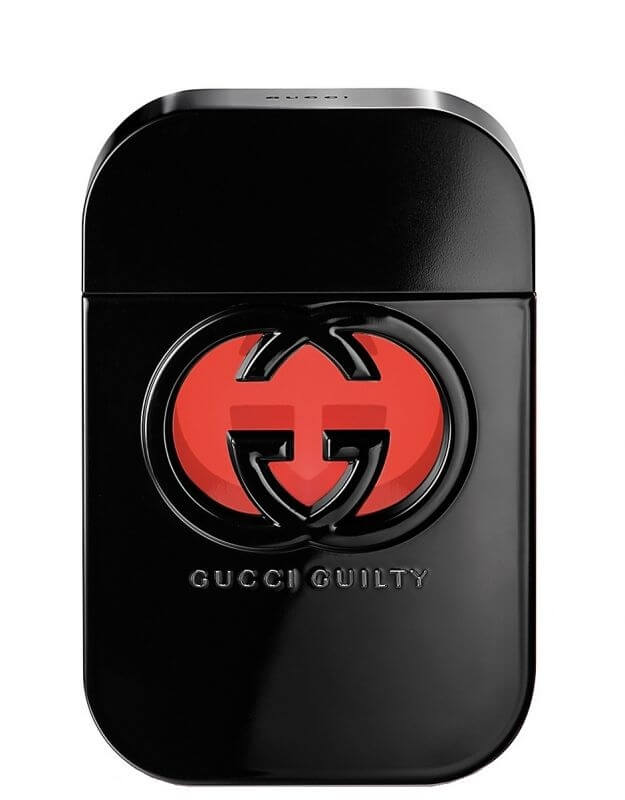 Gucci Туалетная вода Guilty Black тестер , 75 ml