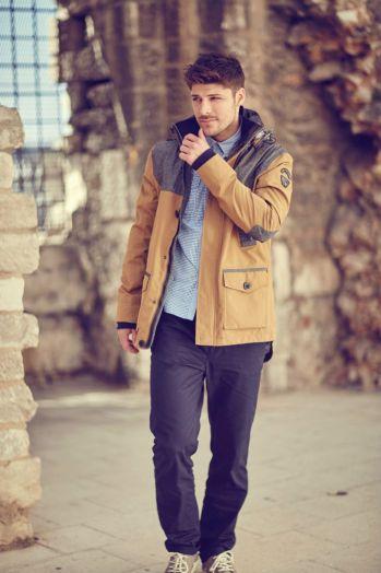Демисезонная мужская одежда