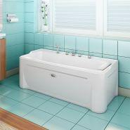 Акриловая ванна Radomir Винченцо 180х85 без гидромассажа