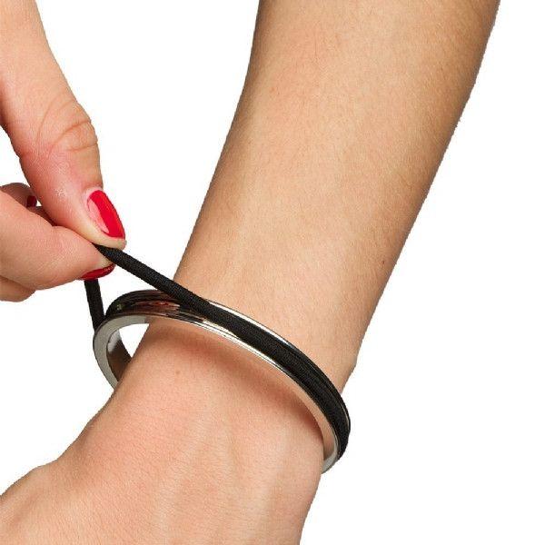 Стильный браслет с двойной функцией Hair Tie Angel