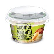 Арахисовая паста Crunch Brunch хрустящая 200 гр