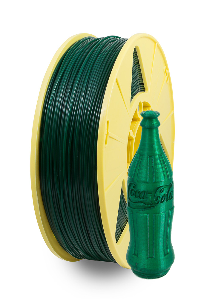 PrintProduct ABS GEO 1,75 пластик зеленый 1кг