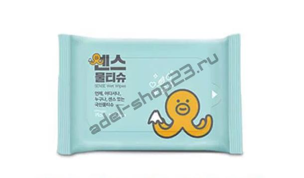 JOONG WON - Влажные салфетки для очищения кожи лица и тела