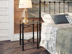 Стол прикроватный Side Table 140 круглый DreamLine (64х64х60)