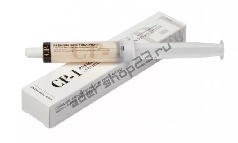 ESTHETIC HOUSE CP-1 Premium Hair Treatment - Протеиновая маска для восстановления волос 25 мл