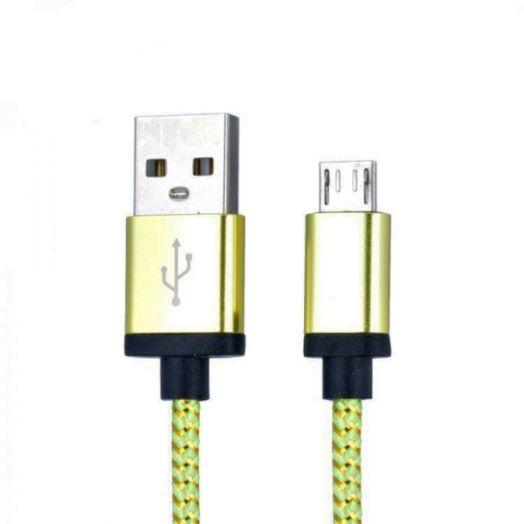 Кабель USB 2А MUJU MJ-30 (microUSB) 2м