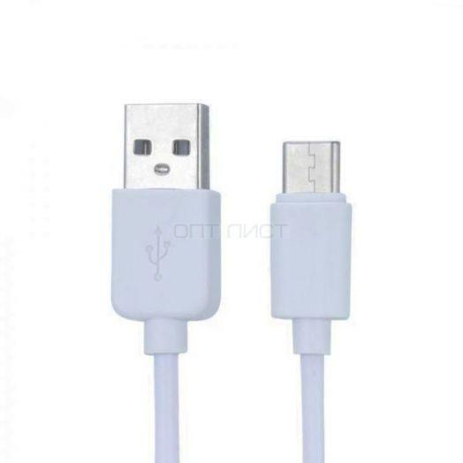 Кабель USB 2А MUJU MJ-56 (TYPE C) 1м
