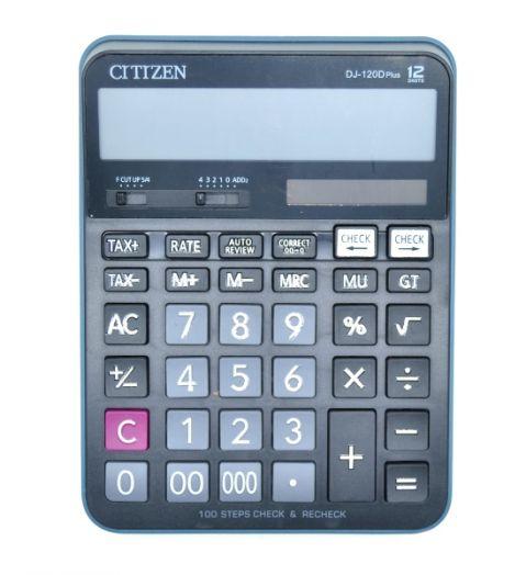 Калькулятор Crtrzen DJ-120D Plus (12 разр.) настольный