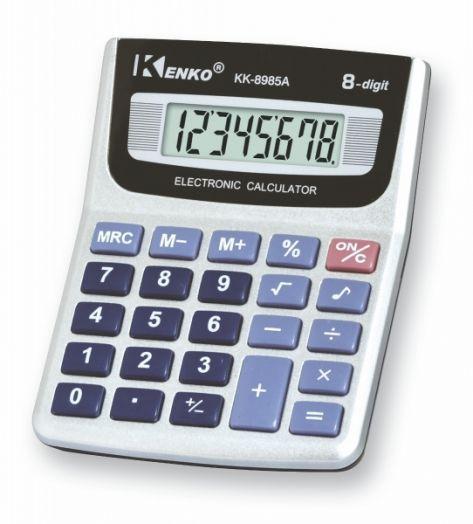 Калькулятор Kenko KK-8985A (8 разр.) настольный