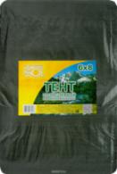 Тент Sol терпаулинг 6x8 м