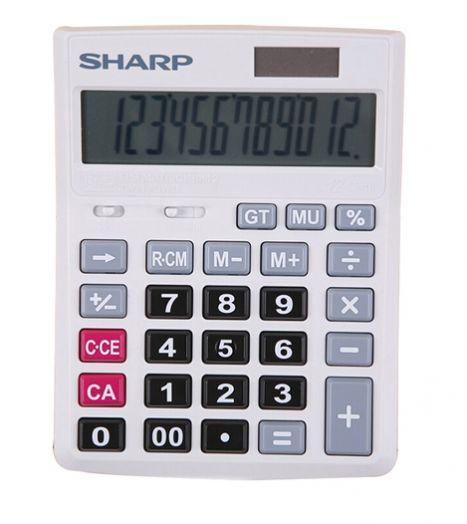 Калькулятор SHARP CH-M12 (12 разр.) настольный