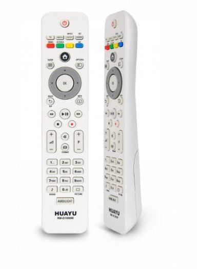 Пульт ТВ универсальный HUAYU RM-D1000W (LCD/LED Philips)