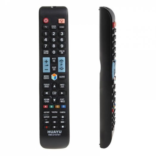 Пульт ТВ универсальный HUAYU RM-D1078+1 (LCD/LED Samsung)