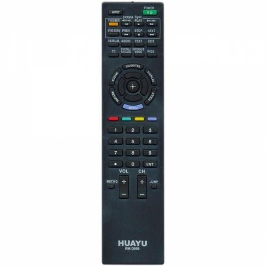 Пульт ТВ универсальный HUAYU RM-D959 (LCD/LED Sony)