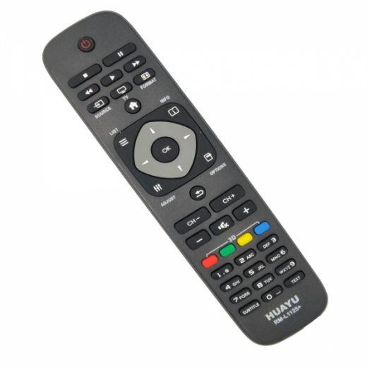 Пульт ТВ универсальный HUAYU RM-L1125+ (LCD/LED Philips)