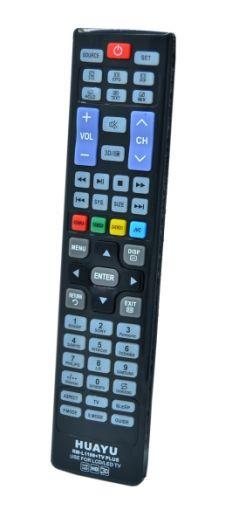Пульт ТВ универсальный HUAYU RM-L1199+TVPlus (LCD/LED)