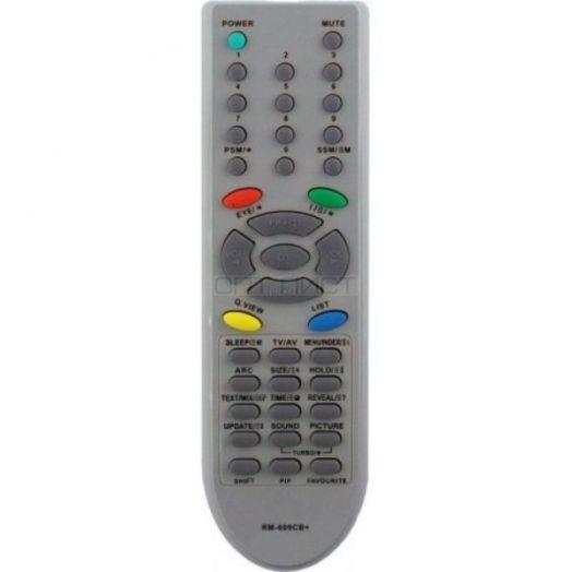 Пульт ТВ универсальный NVTC RM-609CB+ (LCD/LED LG)