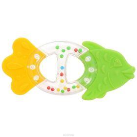 Погремушка-прорезыватель Рыбка