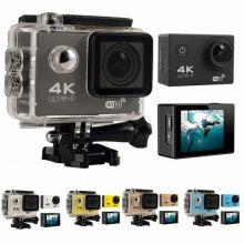 Экшн-камера 4K Sports Ultra HD DV, Чёрный