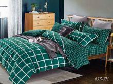 Комплект постельного белья Сатин SK  2-спальный  Арт.20/435-SK