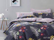 Комплект постельного белья Сатин SK  2-спальный  Арт.20/437-SK