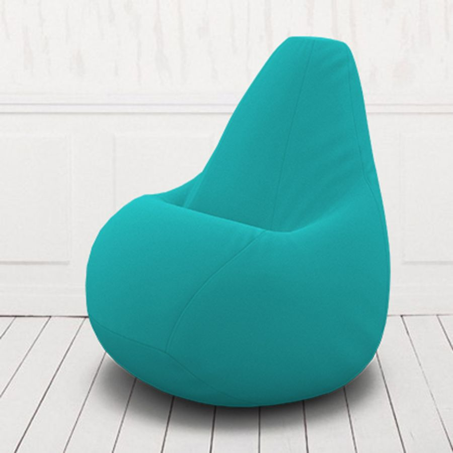 Кресло-груша Кент 15 бирюзовый