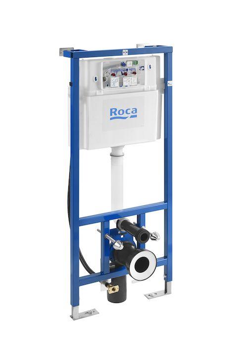 DUPLO SMART WC - Встраиваемая инсталляционная система для электронного подвесного унитаза-биде с двойной системой смыва
