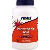 Now Foods, Пантотеновая кислота (Витамин B-5), 500 мг, 250 капсул
