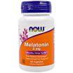 Now Foods, Melatonin (Мелатонин) 60 капс.