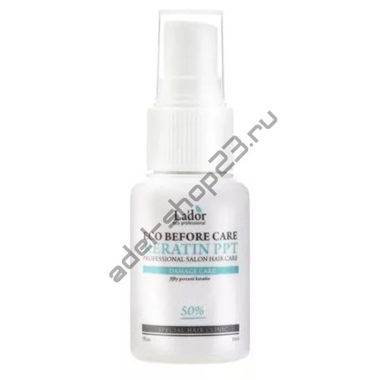 Lador - Спрей с кератином для восстановления поврежденной структуры волос