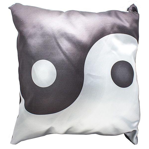 Подушка Инь Янь