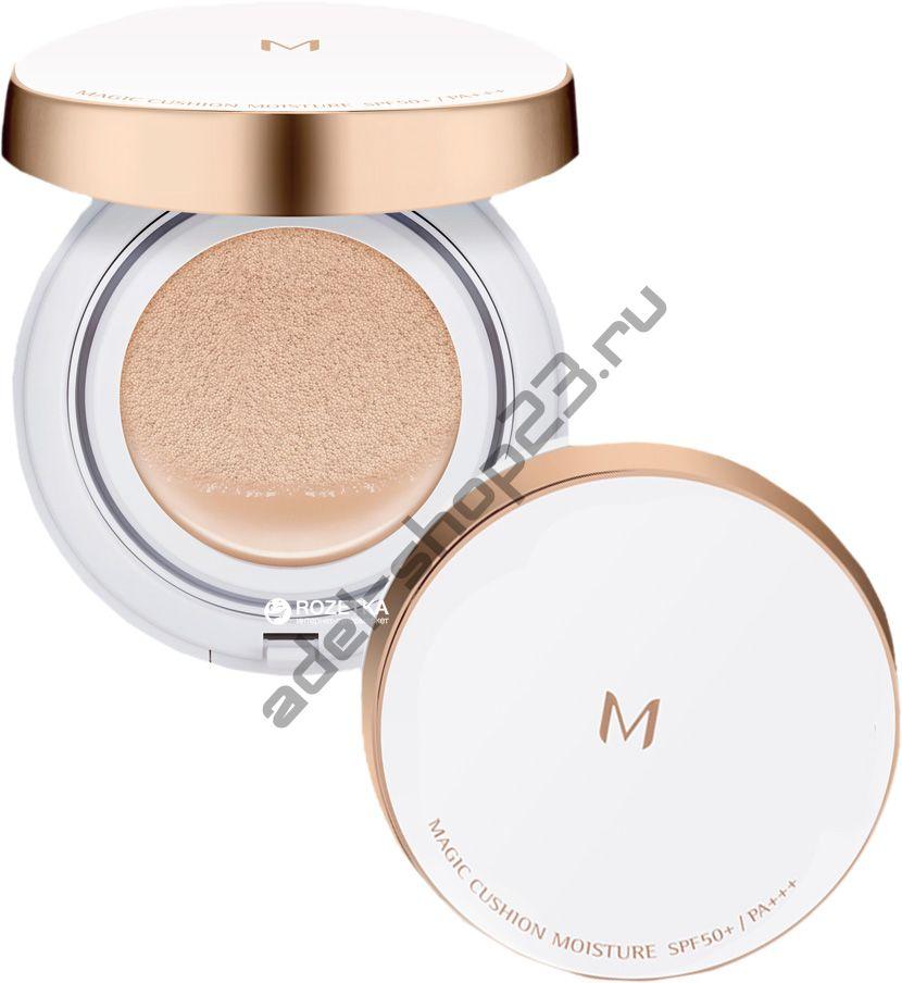 Missha M - Увлажняющий кушон Magic Cushion Moisture