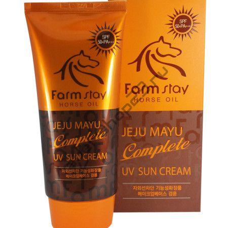 FARMSTAY - Многофункциональный солнцезащитный крем SPF50+ PA+++