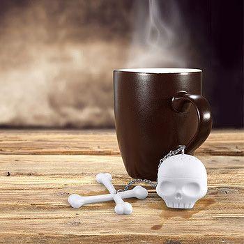 Ситечко для чая Веселый роджер