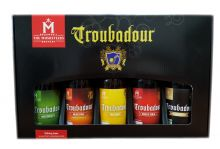 Пивной набор Brouwerij The Musketeers (Трубадур) 5 бут.*0,33 л