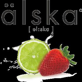STRAWBERRY & LIME FRUIT CIDER / АЛЬСКА КЛУБНИКА И ЛАЙМ, кега 30 л (цена за литр)