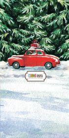 """Фон """"Car"""" 3x1,5 (3,5x1,5 м)"""