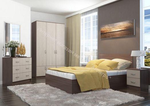 Спальный гарнитур Ронда (модульный)
