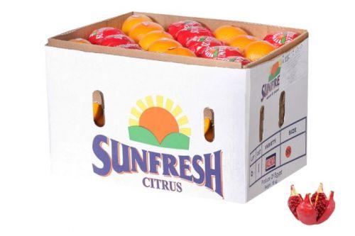 Коробка Апельсинов для сока 15кг