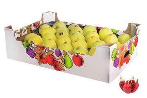 Коробка Яблоки Голден 13 кг
