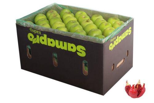 Коробка Яблоки Гренни Смит 13 кг