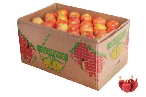 Коробка Яблоки Роял Гала 13 кг