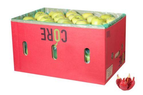 Коробка Яблоки Симиренко  18 кг