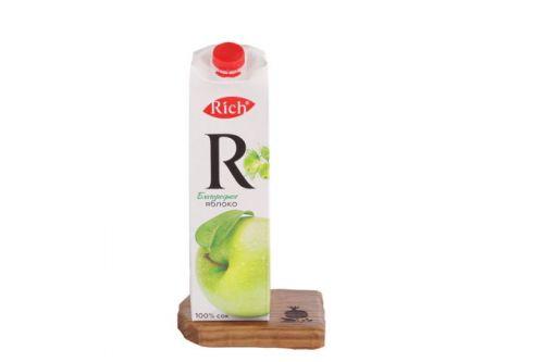 ..Сок Rich яблоко 1л