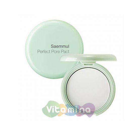 The Saem  Крем для маскировки расширенных пор Saemmul Perfect Pore Balm, 12 гр