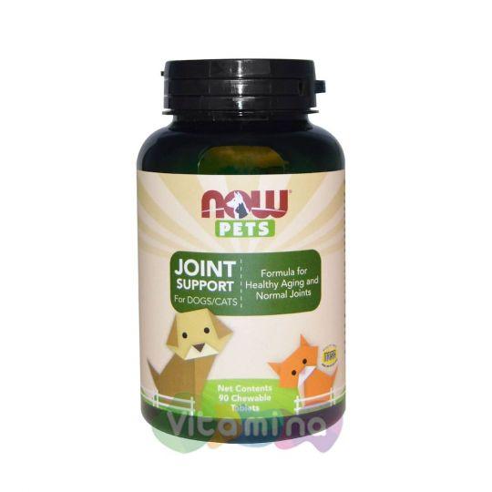 Now Foods Pets Комплекс для костей для собак и кошек, 90 табл.