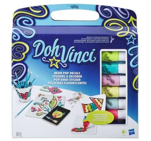 Набор для творчества Стикеры Давинчи DohVinci   B8954 Hasbro