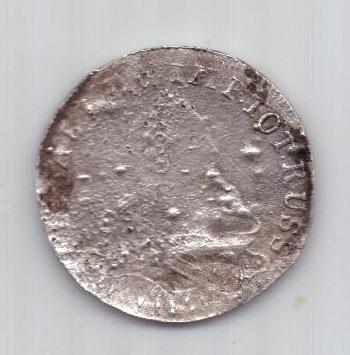 6 грошей 1759 г. R! Российская Пруссия.