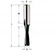 CMT 312.140.11 Фреза HW для дюбельного фрезера MAFELL 14x30x58 Z2 S8 RH